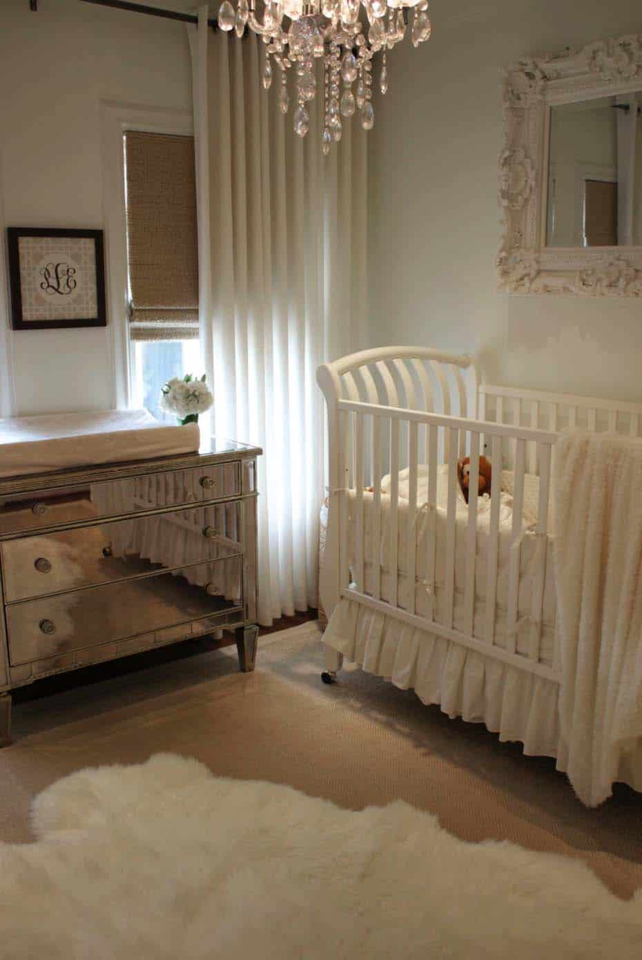 Stylish Nursery Decorating Ideas-17-1 Kindesign
