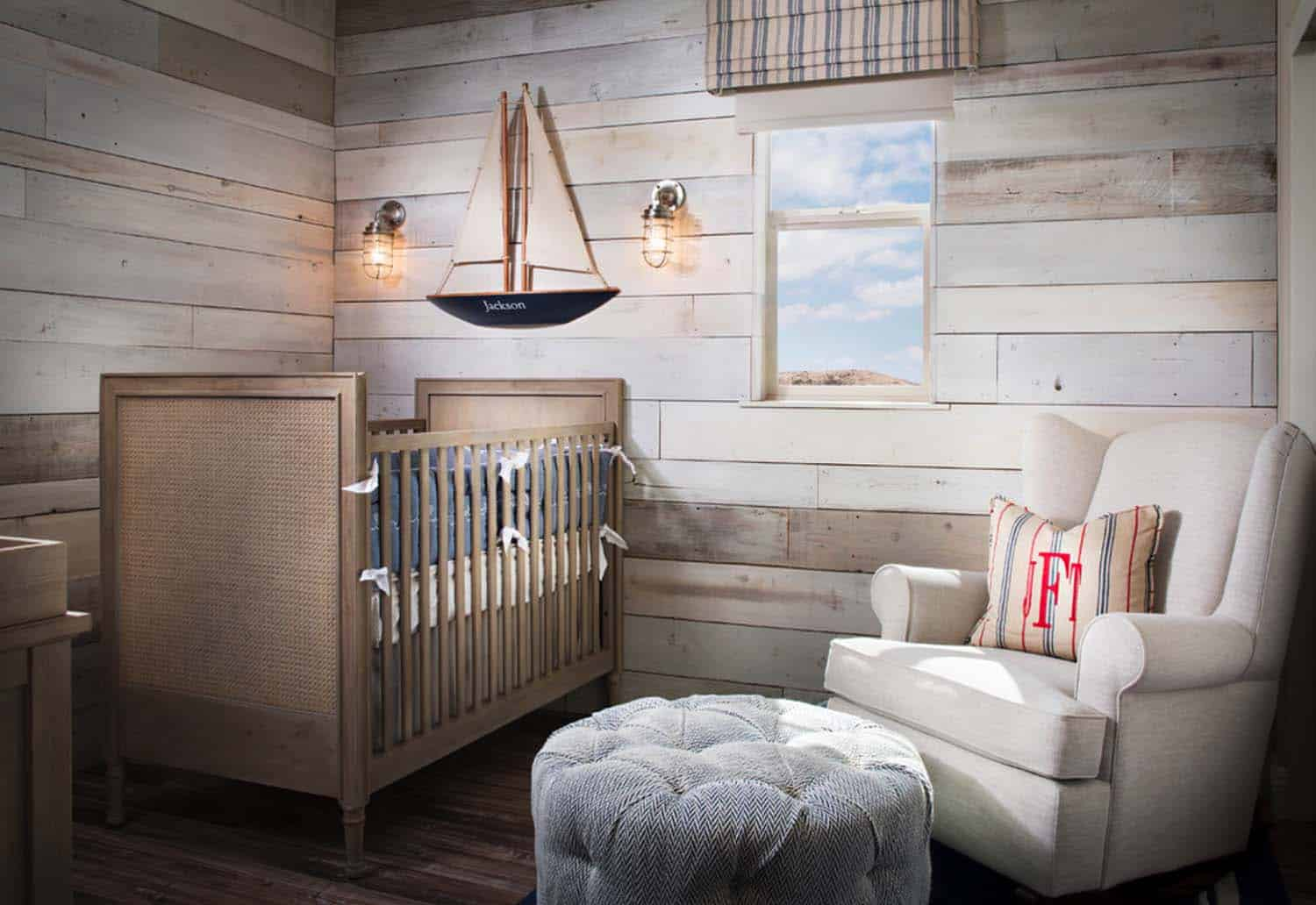Stylish Nursery Decorating Ideas-18-1 Kindesign