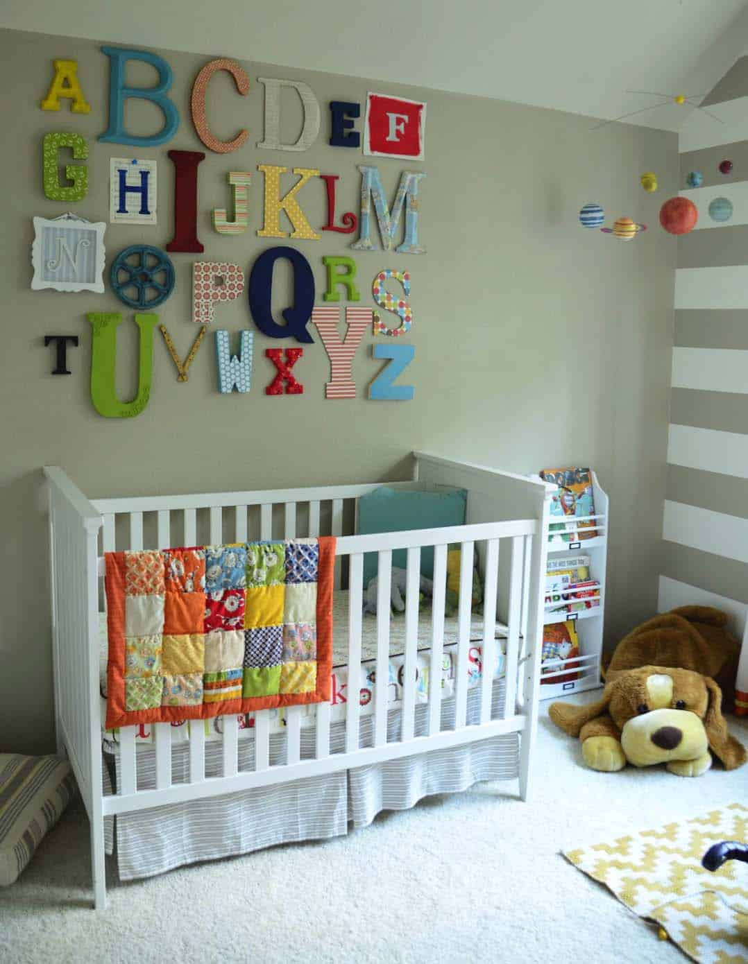 Stylish Nursery Decorating Ideas-20-1 Kindesign