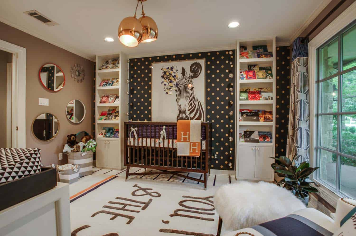 Stylish Nursery Decorating Ideas-33-1 Kindesign