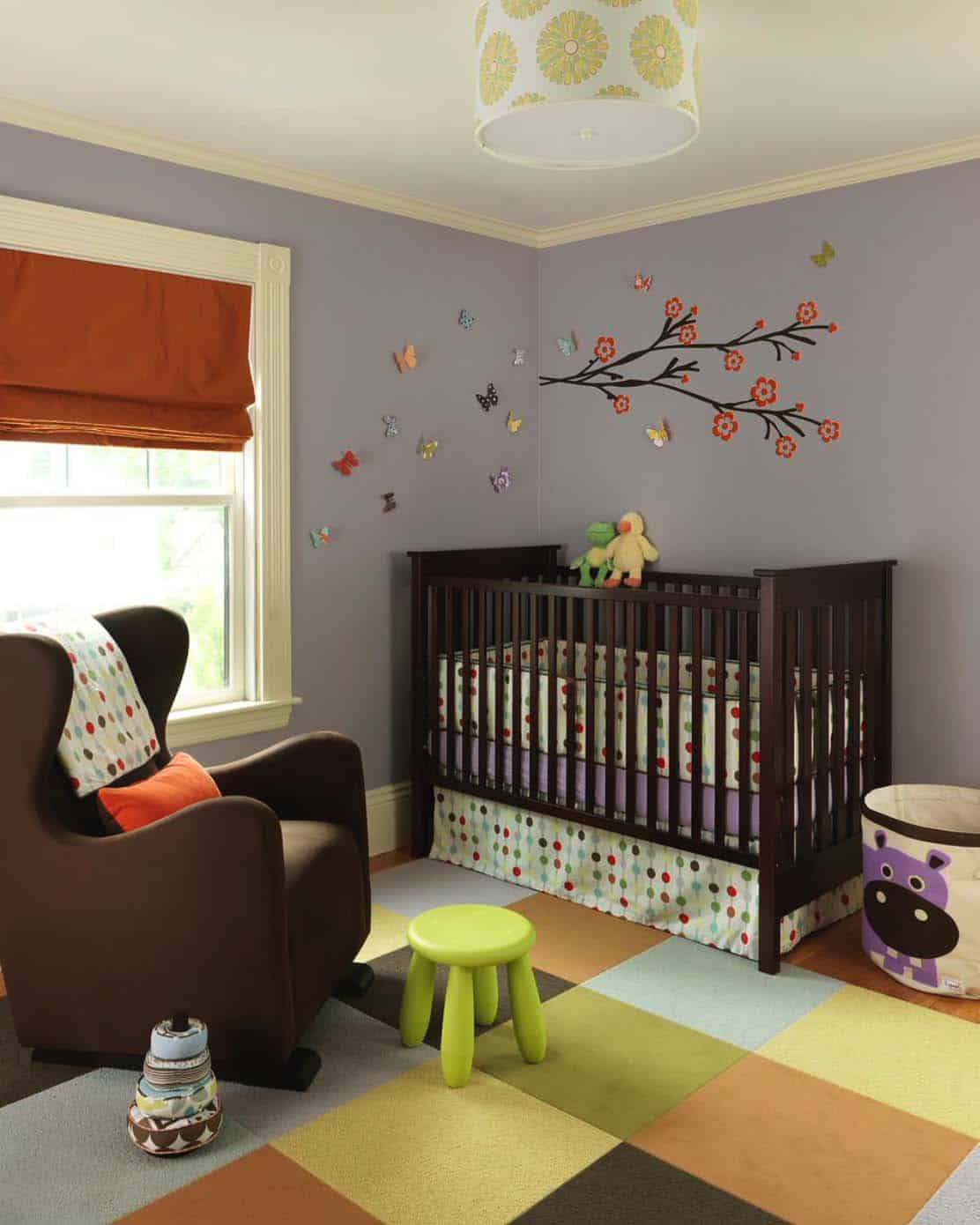 Stylish Nursery Decorating Ideas-34-1 Kindesign