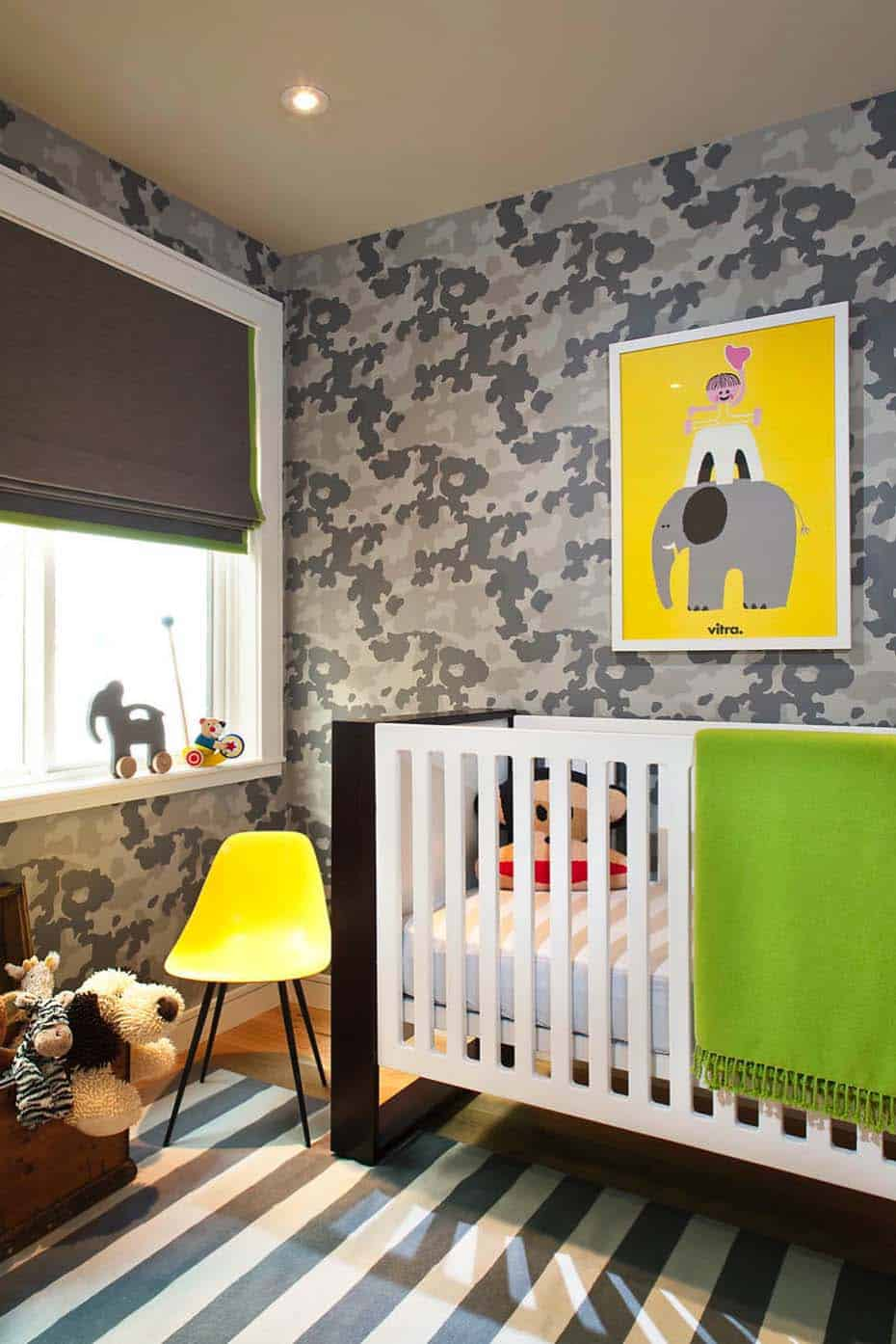 Stylish Nursery Decorating Ideas-35-1 Kindesign
