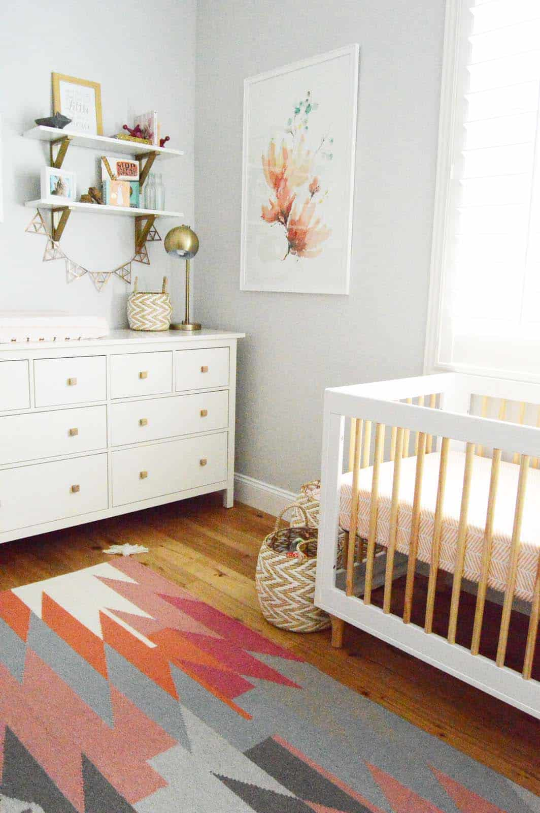 Stylish Nursery Decorating Ideas-37-1 Kindesign