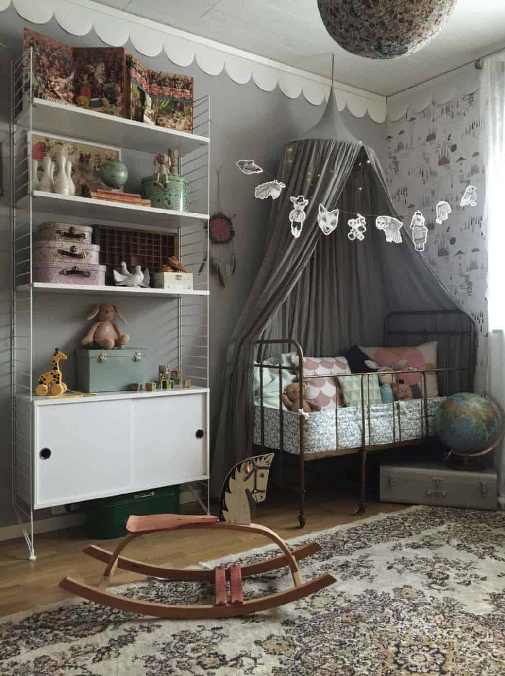 Stylish Nursery Decorating Ideas-38-1 Kindesign