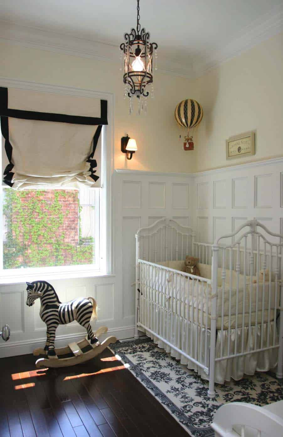 Stylish Nursery Decorating Ideas-40-1 Kindesign