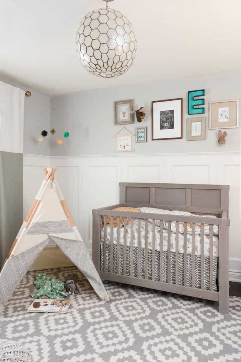Stylish Nursery Decorating Ideas-43-1 Kindesign