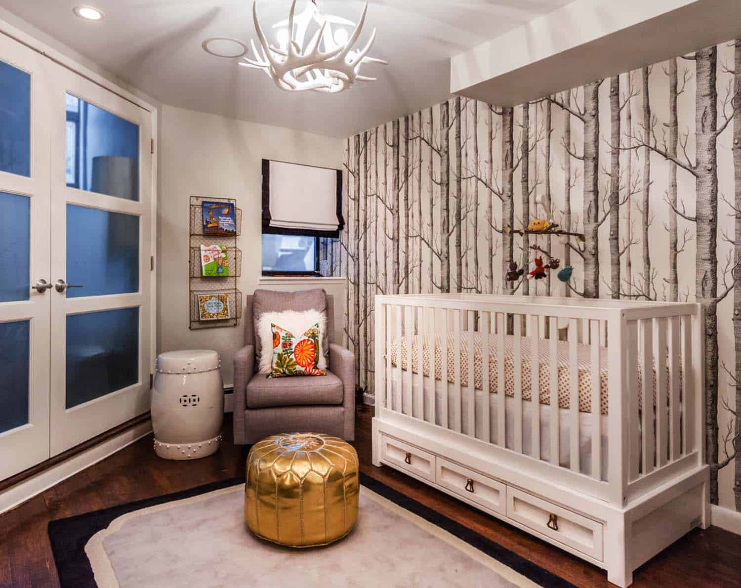 Stylish Nursery Decorating Ideas-44-1 Kindesign
