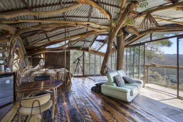 featured posts image for Treehouse sanctuary with unbelievable views over the Blue Mountains