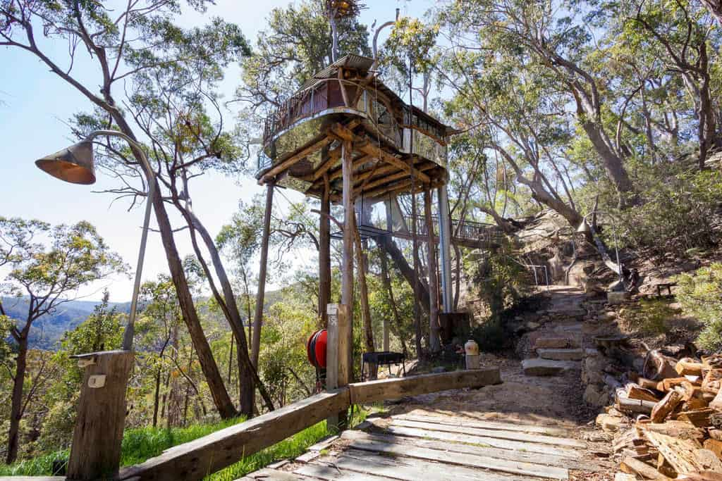 Treehouse Blue Mountains-14-1 Kindesign