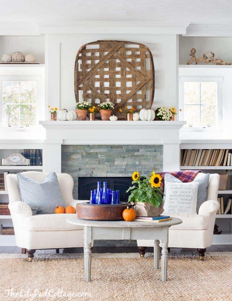 35 Gorgeous fall decorating ideas to