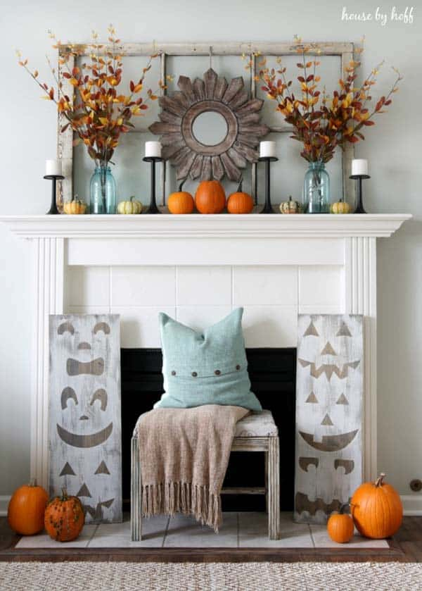 Beautiful Fall Decorating Ideas-13-1 Kindesign