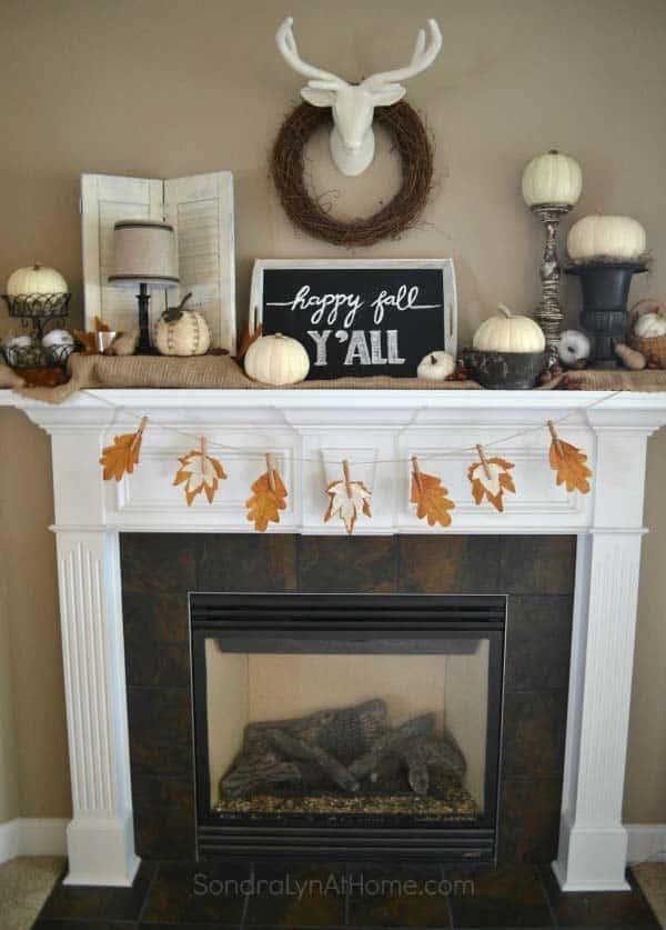 Beautiful Fall Decorating Ideas-22-1 Kindesign