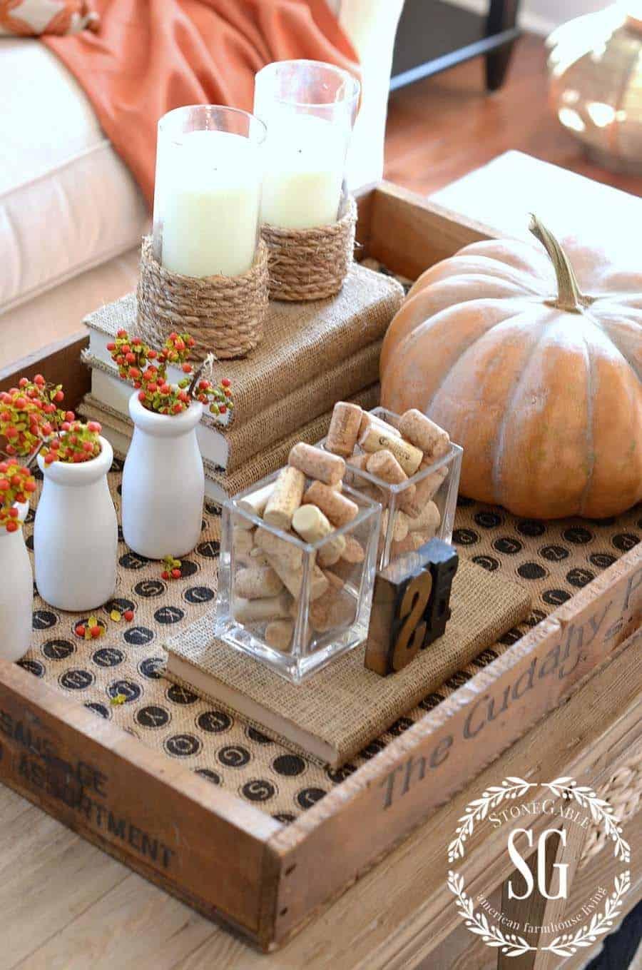 Beautiful Fall Decorating Ideas-26-1 Kindesign