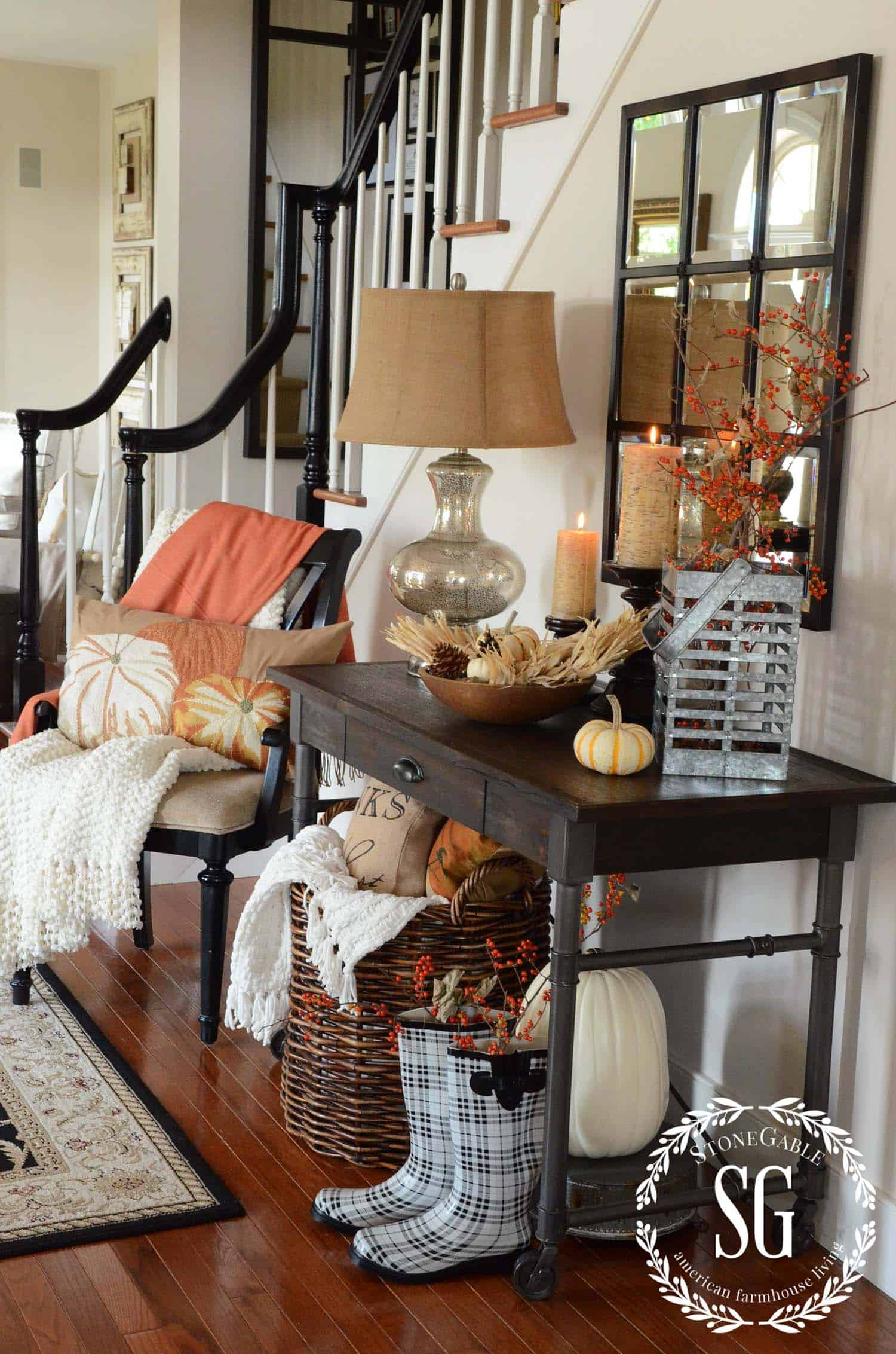 50 Stunning Fall Decorating Ideas For Apartments