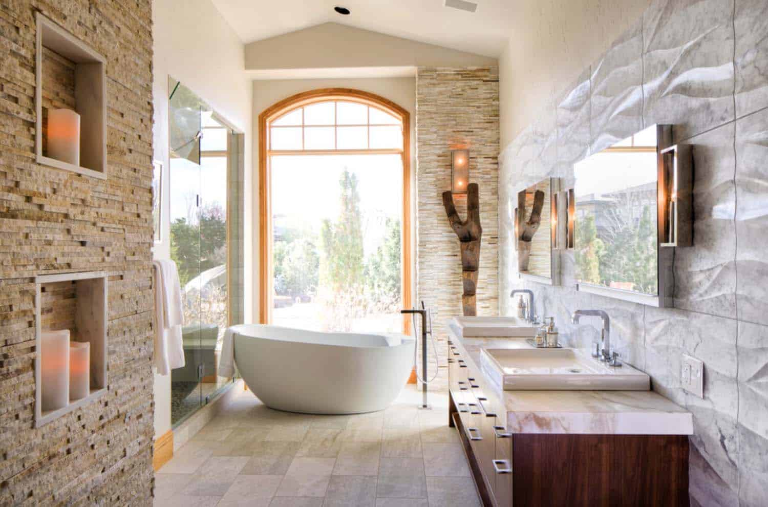 Contemporary Bathrooms-Mountain Retreats-02-1 Kindesign