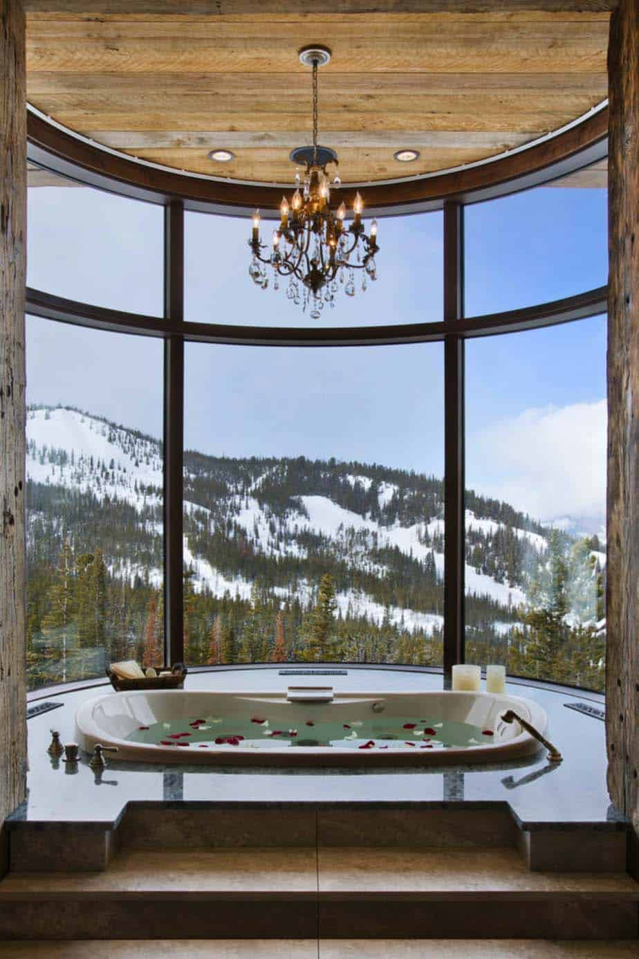 Contemporary Bathrooms-Mountain Retreats-04-1 Kindesign