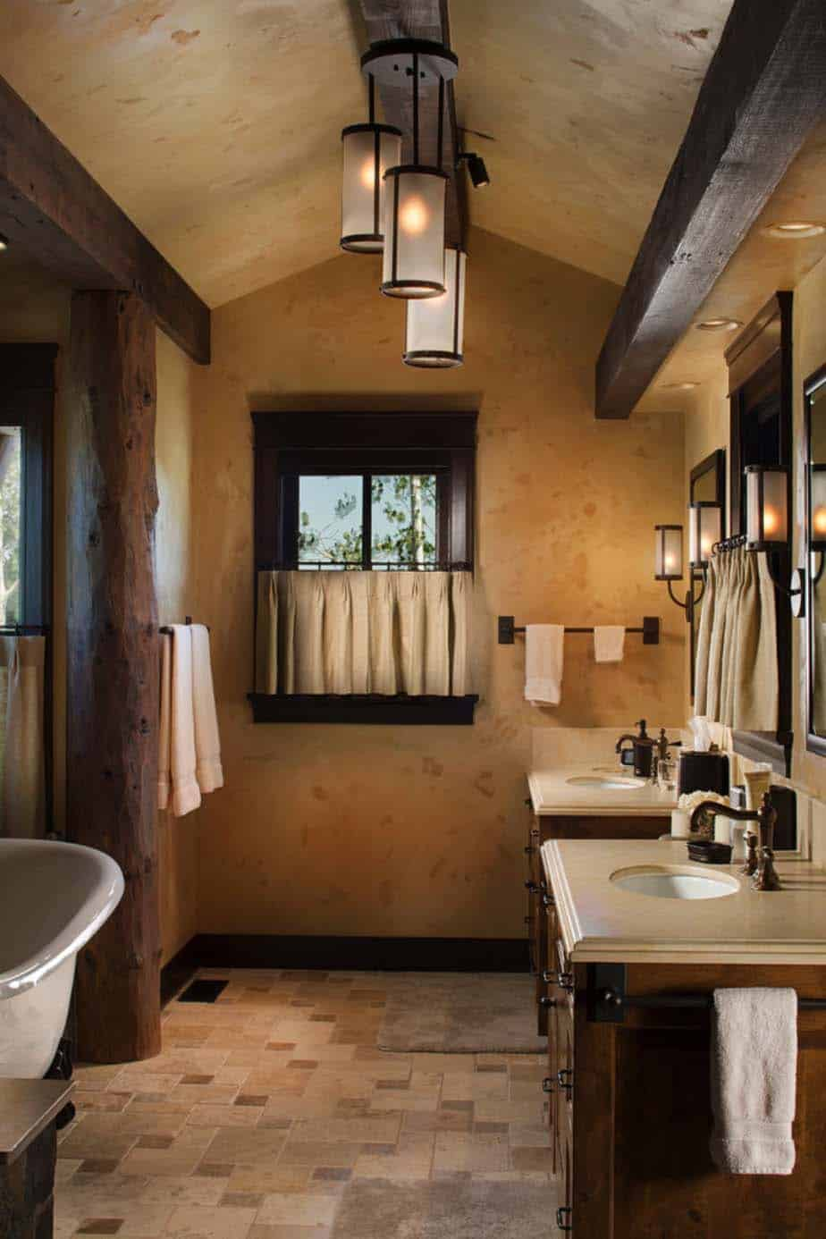 Contemporary Bathrooms-Mountain Retreats-05-1 Kindesign