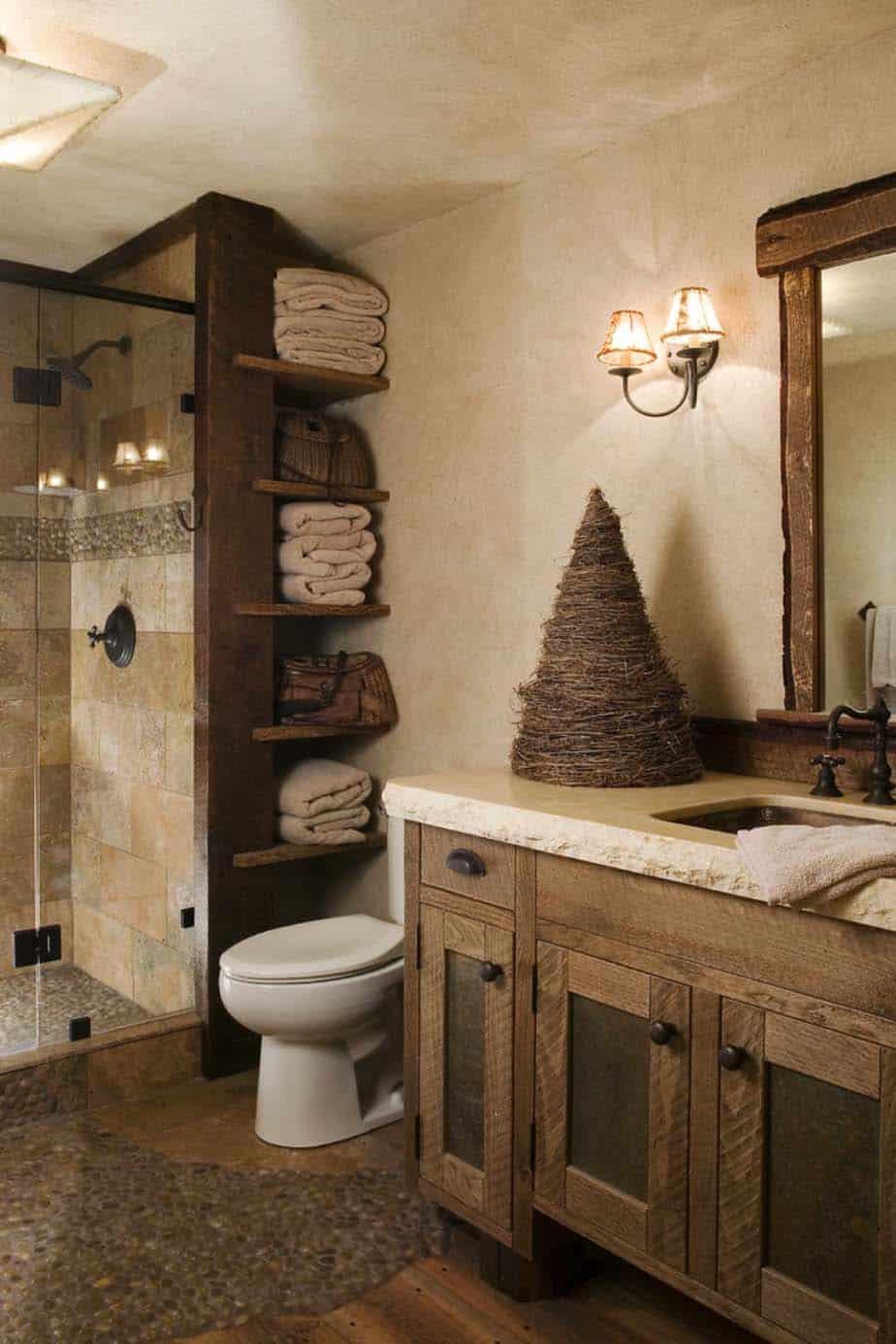 Contemporary Bathrooms-Mountain Retreats-15-1 Kindesign