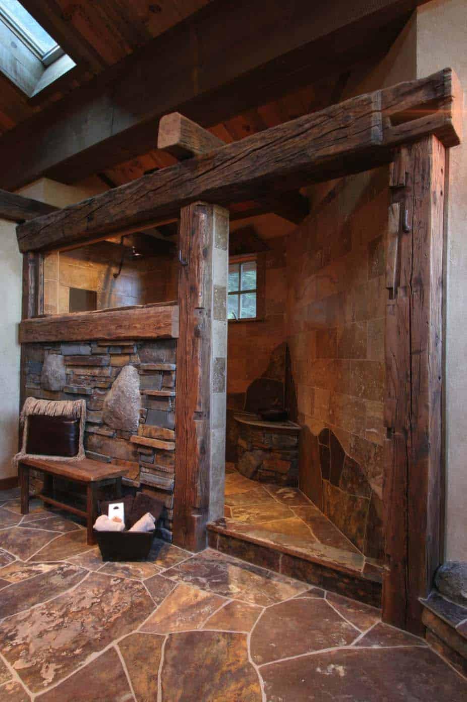Contemporary Bathrooms-Mountain Retreats-21-1 Kindesign