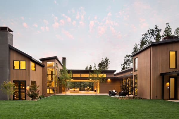 featured posts image for Extraordinary contemporary estate with lavish details in California