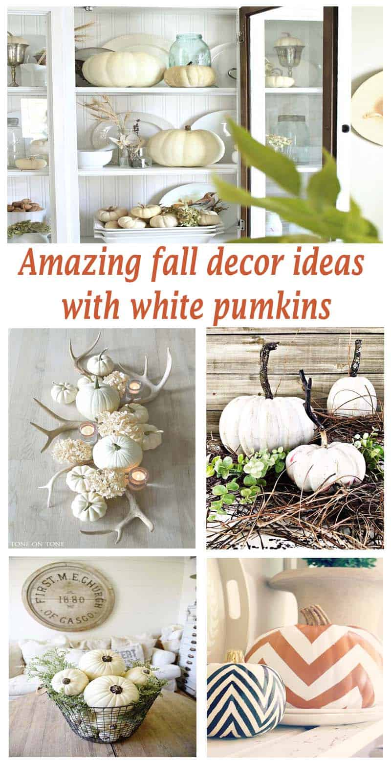 fall-decorating-ideas-white-pumpkins-000-1-kindesign  sc 1 st  One Kindesign & 31 Amazing fall decorating ideas using white pumpkins