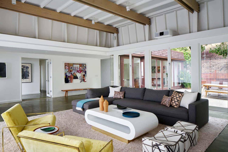 Mid-Century Modern Residence-YamaMar Design-02-1 Kindesign