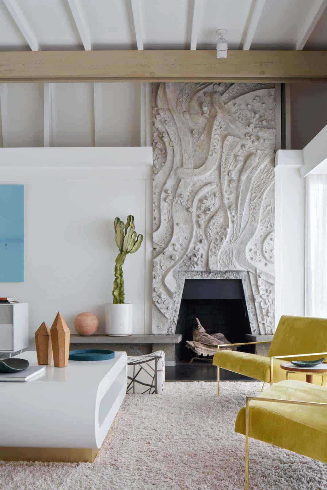 Mid-Century Modern Residence-YamaMar Design-03-1 Kindesign