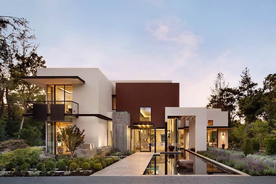 Fascinating modern property in california boasts luxury for House and home ca