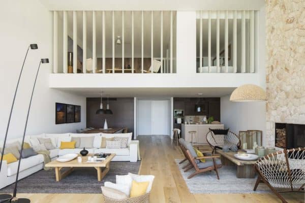 featured posts image for A bright and airy home overlooking the Mallorcan coast
