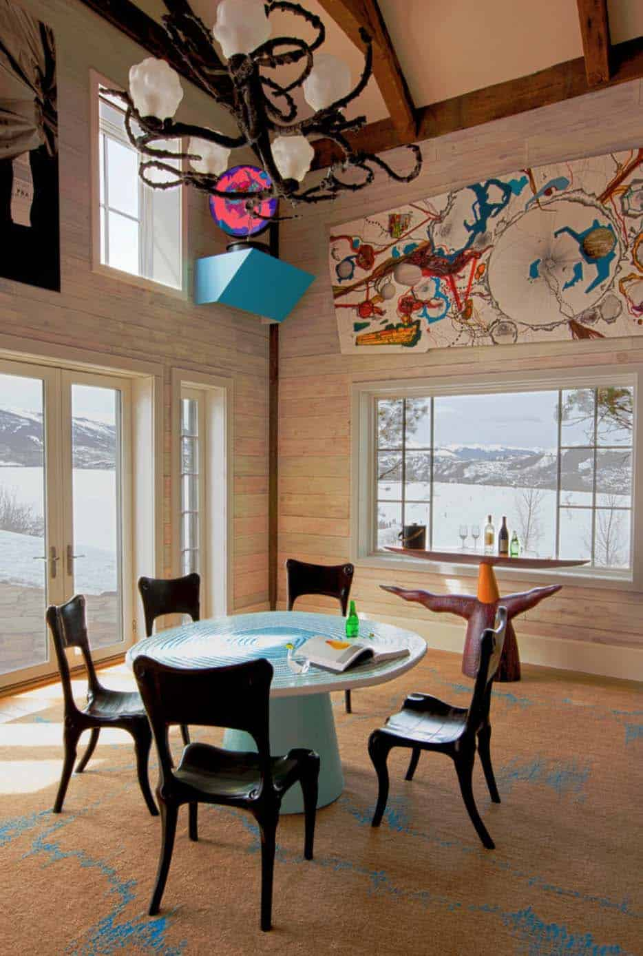 Modern Rustic Mountain Retreat-Frank de Biasi Interiors-07-1 Kindesign