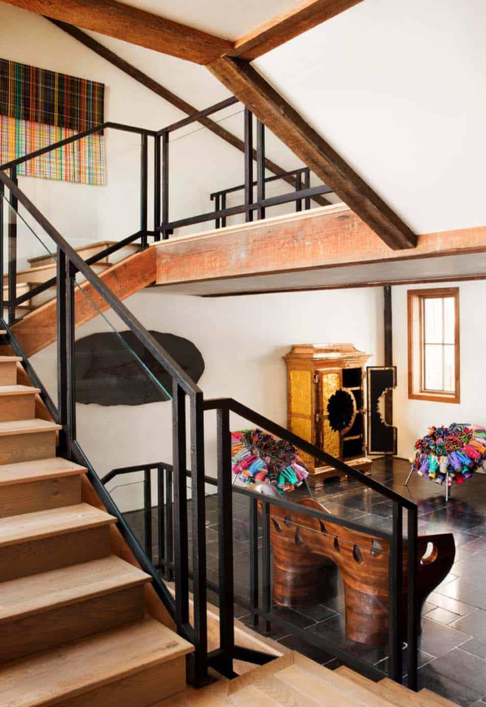 Modern Rustic Mountain Retreat-Frank de Biasi Interiors-12-1 Kindesign