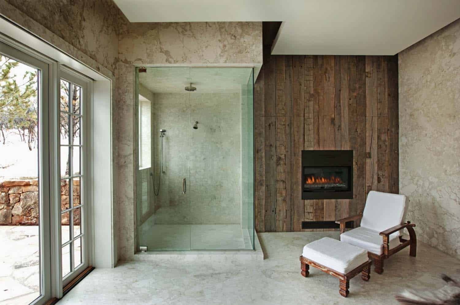 Modern Rustic Mountain Retreat-Frank de Biasi Interiors-17-1 Kindesign