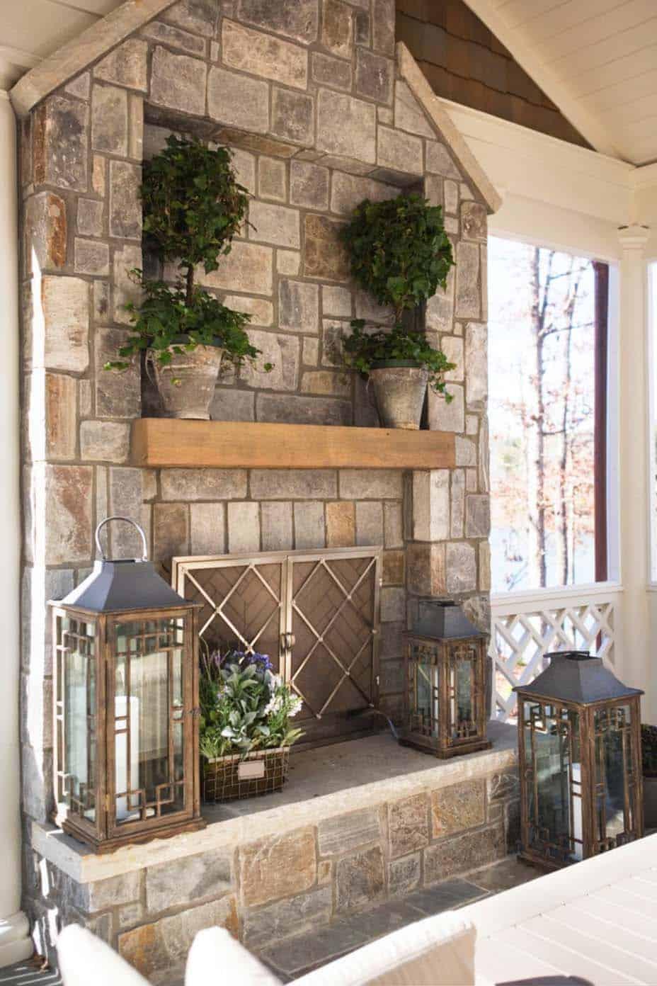Shingle Style Cottage-Linda McDougald Design-05-1 Kindesign