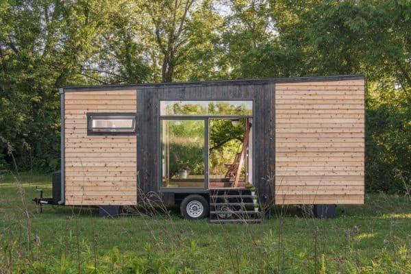 featured posts image for Innovative tiny house showcases luxury details on a budget