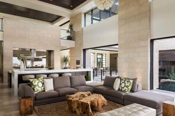 featured posts image for Phenomenal desert contemporary showcase home in Nevada