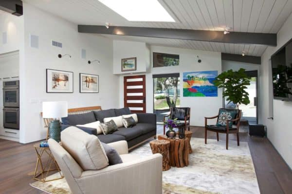 featured posts image for Gorgeous mid-century modern home renovation in San Diego