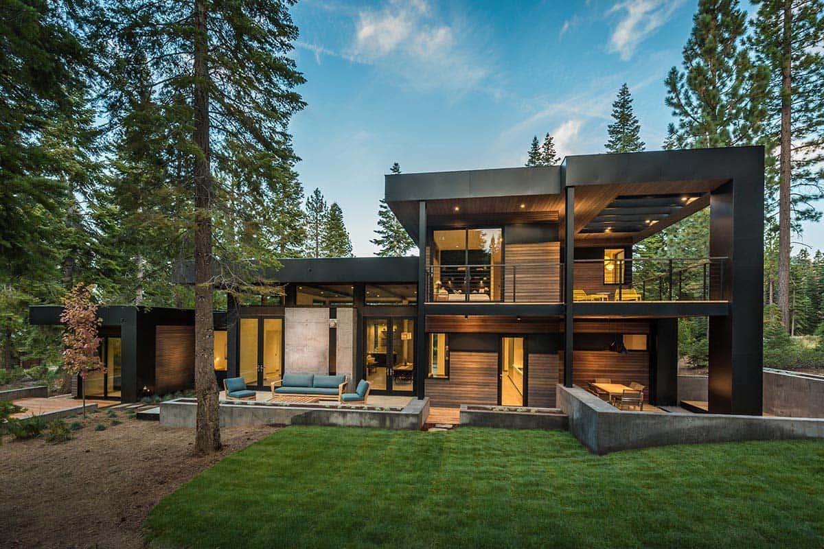 breathtaking mountain home designs colorado.  Spectacular mountain modern family home in Martis Camp