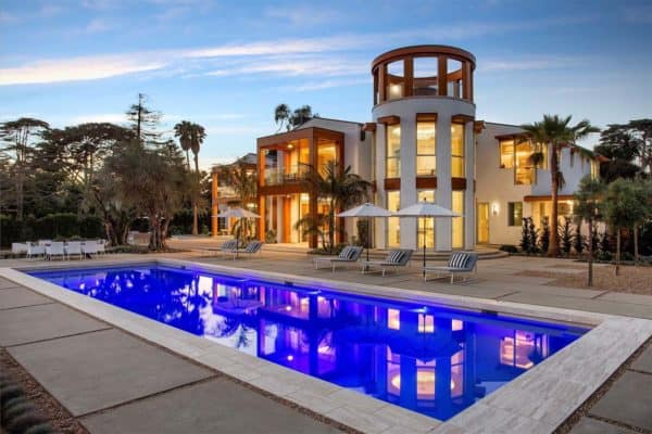 featured posts image for Jaw-dropping post-modern contemporary estate in Southern California