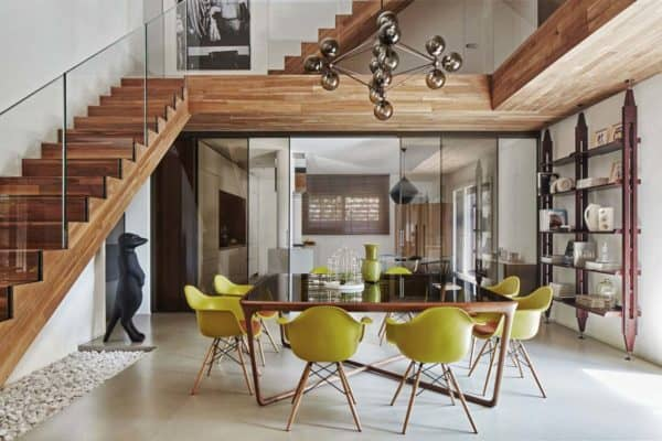featured posts image for Three-story contemporary home surrounded by Italian countryside