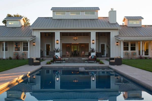 featured posts image for Gorgeous farmhouse retreat in Napa Valley wine country