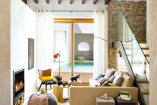 featured posts image for Crumbling old manor house in Mallorca becomes idyllic retreat