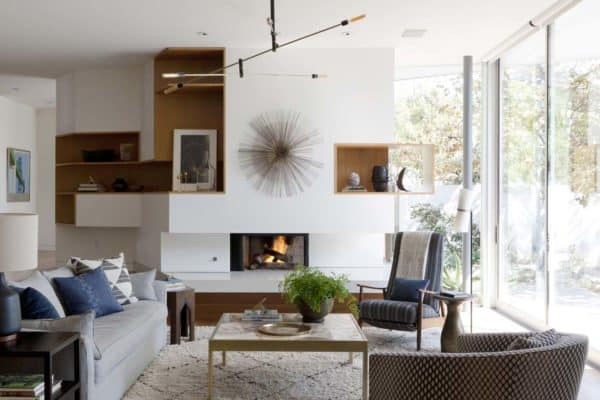 featured posts image for Modern family home gets a stunning makeover in Santa Monica