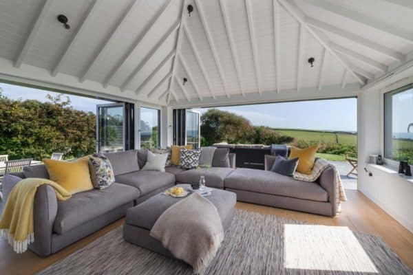 featured posts image for Beautiful seaside bungalow completely transformed in South Hams