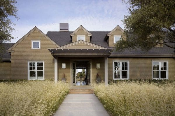 featured posts image for Traditional Napa wine country retreat with a contemporary twist