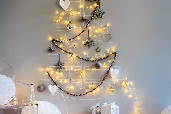 featured posts image for 30 Amazingly brilliant DIY Christmas tree alternatives