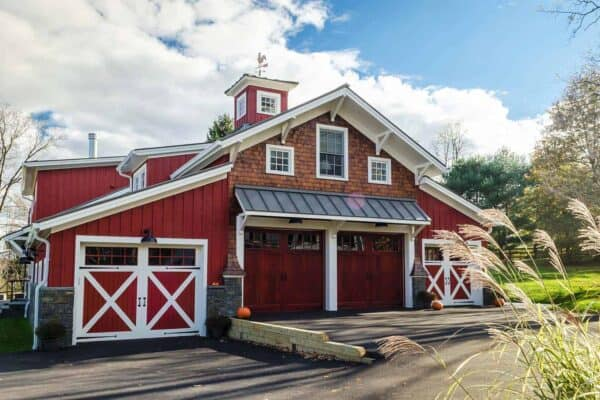 featured posts image for Old barn transformed into ultimate entertaining pad in Upstate New York