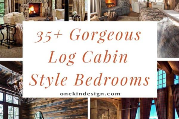 featured posts image for 35+ Gorgeous log cabin style bedrooms to make you drool