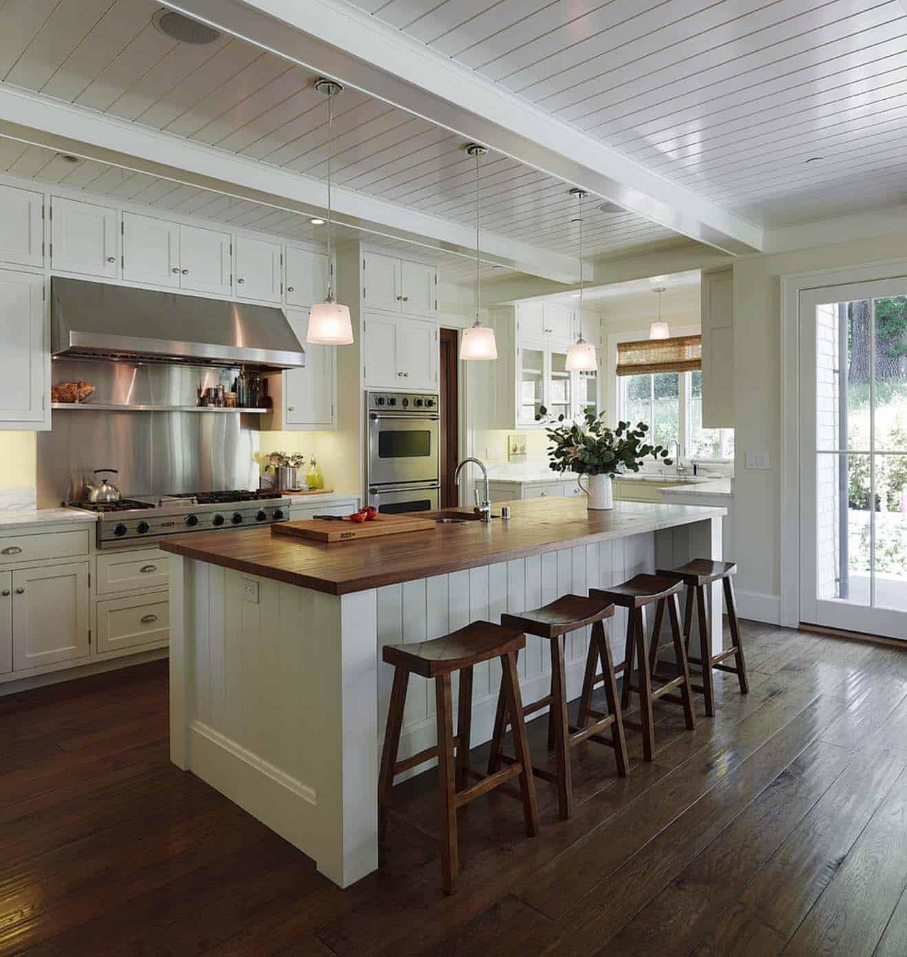 Craftsman Style Residence-Taylor Lombardo Architects-05-1 Kindesign