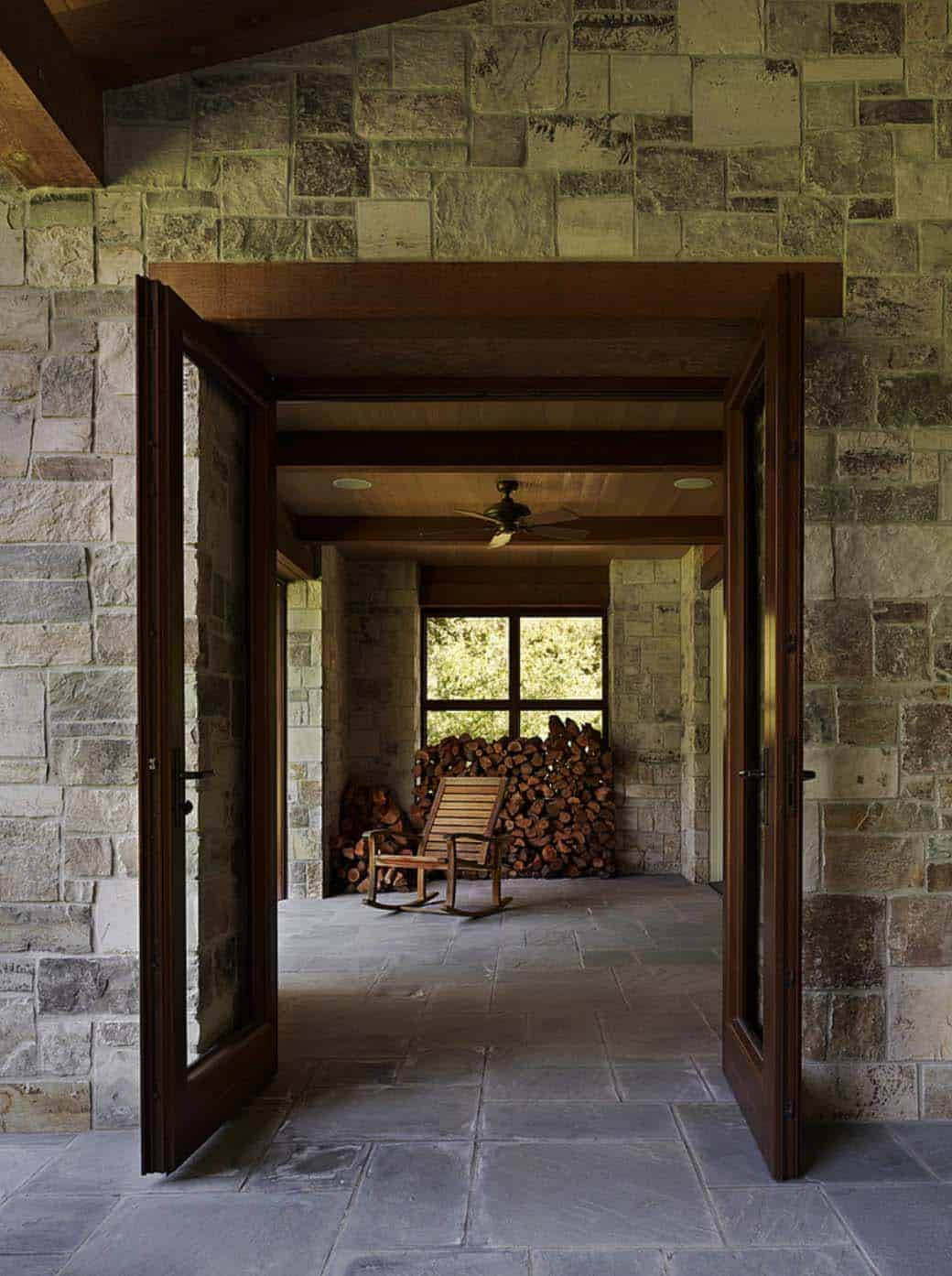 Craftsman Style Residence-Taylor Lombardo Architects-19-1 Kindesign