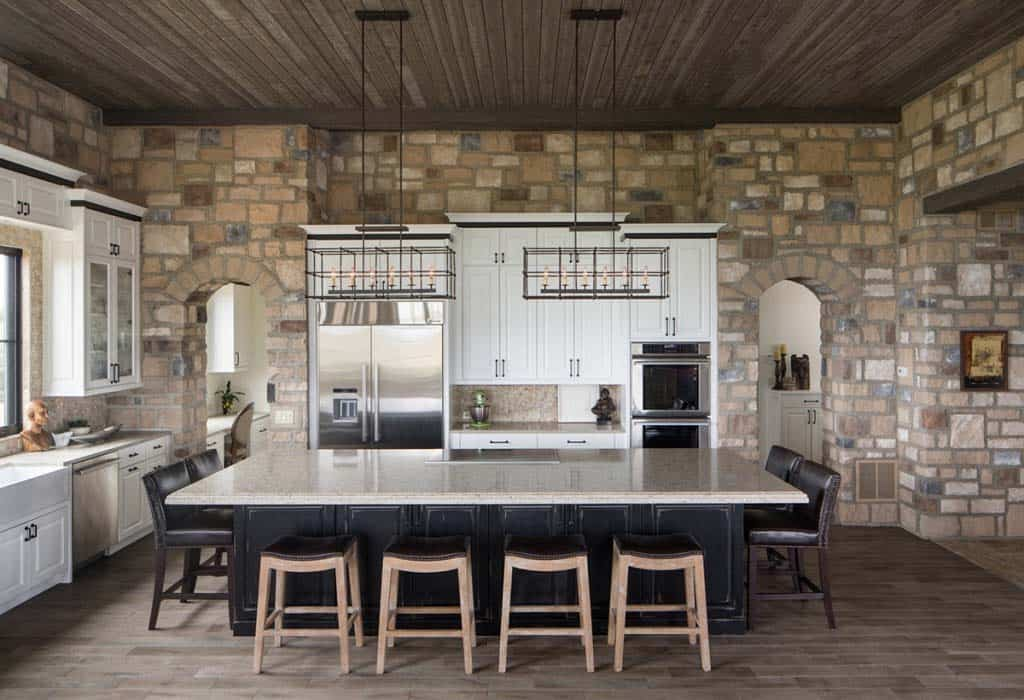 Rustic Meets Contemporary In Sophisticated Colorado Dwelling